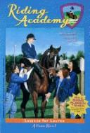 Cover of: Lessons for Lauren (Riding Academy)