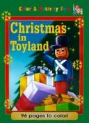 Cover of: Christmas in Toyland (Coloring Book)