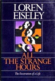 Cover of: All the Strange Hours