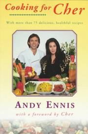 Cover of: Cooking for Cher