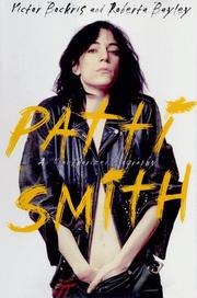 Cover of: Patti Smith