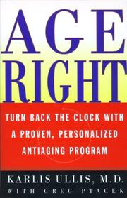 Cover of: Age Right