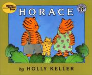 Cover of: Horace (Reading Rainbow Book)