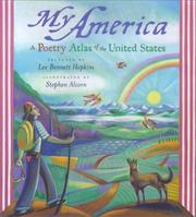 Cover of: My America: A Poetry Atlas of the United States