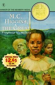 Cover of: M C HIGGINS THE GREAT