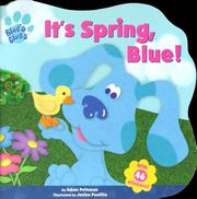 Cover of: It's Spring, Blue!