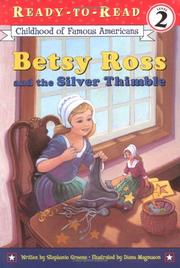 Cover of: Betsy Ross and the Silver Thimble
