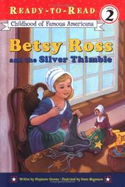 Cover of: Betsy Ross and the Silver Thimble, Level 2