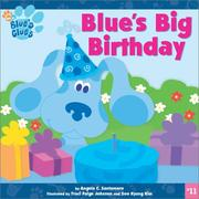 Cover of: Blue's Big Birthday (Blue's Clues)