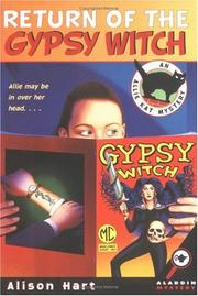 Cover of: Return of the Gypsy Witch (An Allie Kat Mystery)