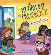 Cover of: My First Day of Preschool