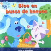Cover of: Blue en busca de huevos ( Blue's Egg Hunt) (Blue's Clues)