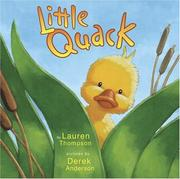 Cover of: Little Quack (Classic Board Books)