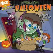 Cover of: A Fairly Odd Halloween: A Spooky Pop-up Book (Fairly OddParents)