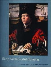 Cover of: Early Netherlandish Painting (The Collections of the National Gallery of Art Systematic Catalogue)