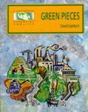 Cover of: Green Pieces (Cambridge Geography Project Key Stage 3)