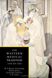 Cover of: The Western Medical Tradition