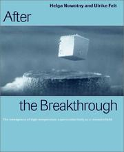 Cover of: After the Breakthrough