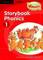 Cover of: Storybook Phonics 1 CD-ROM