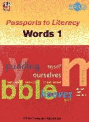 Cover of: Passports to Literacy Words 1 Independent reading A (Cambridge Reading)