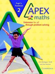 Cover of: Apex Maths 2 Pupil's Textbook