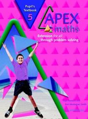 Cover of: Apex Maths 5 Pupil's Textbook