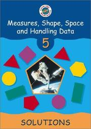 Cover of: Cambridge Mathematics Direct 5 Measures, Shape, Space and Handling Data Solutions (Cambridge Mathematics Direct)