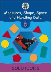 Cover of: Cambridge Mathematics Direct 6 Measures, Shape, Space and Handling Data Solutions (Cambridge Mathematics Direct)