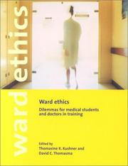 Cover of: Ward ethics