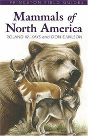 Cover of: Mammals of North America (Princeton Field Guides)