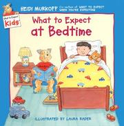 Cover of: What to Expect at Bedtime