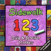 Cover of: Sidewalk 123