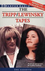 Cover of: The Tripp/Lewinsky Tapes