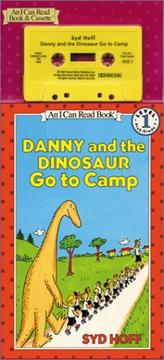 Cover of: Danny and the Dinosaur Go to Camp (Book and Tape)