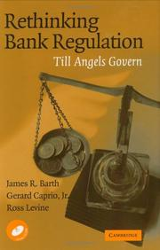 Cover of: Rethinking Bank Regulation