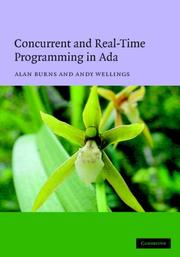 Cover of: Concurrent and Real-Time Programming in Ada