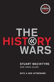 Cover of: The History Wars
