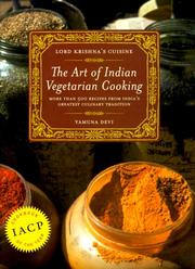 Cover of: Lord Krishna's Cuisine