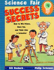 Cover of: Science Fair Success Secrets