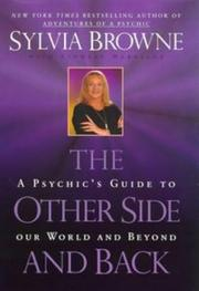 Cover of: The Other Side and Back: a psychic's guide to our world and beyond
