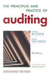 Cover of: The Principles and Practice of Auditing