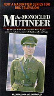 Cover of: The Monocled Mutineer