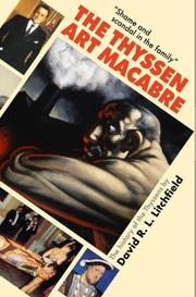 Cover of: The Thyssen Art Macabre