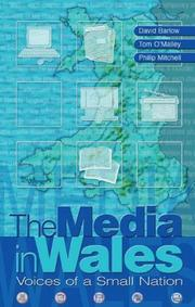 Cover of: Media in Wales