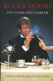 Cover of: Roger Moore