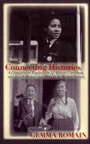 Cover of: Connecting Histories