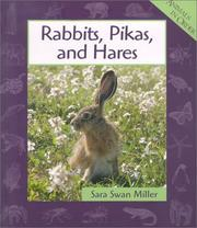 Cover of: Rabbits, Pikas, and Hares (Animals in Order)