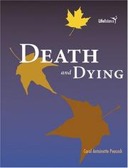 Cover of: Death and Dying (Life Balance)