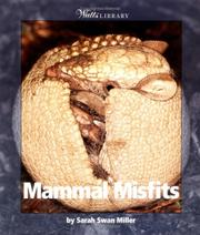 Cover of: Mammal Misfits