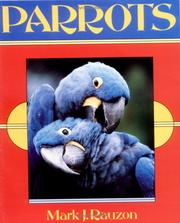 Cover of: Parrots (First Book)